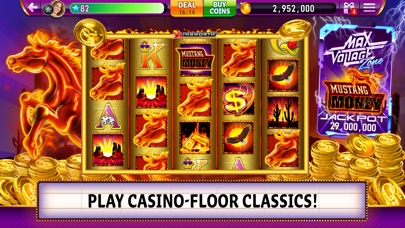 Hit it Rich! Casino Slots iPhone