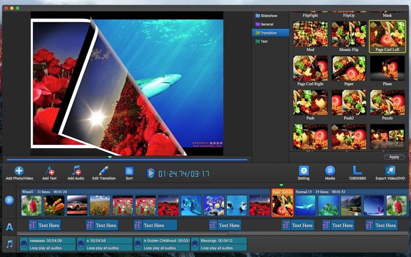 Photo Slideshow-PhotoVideo DVD