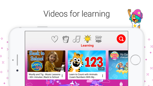 YouTube Kids on the App Store fa4335f8dd18d