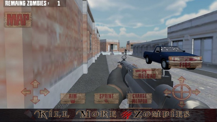 War The Dead Killer