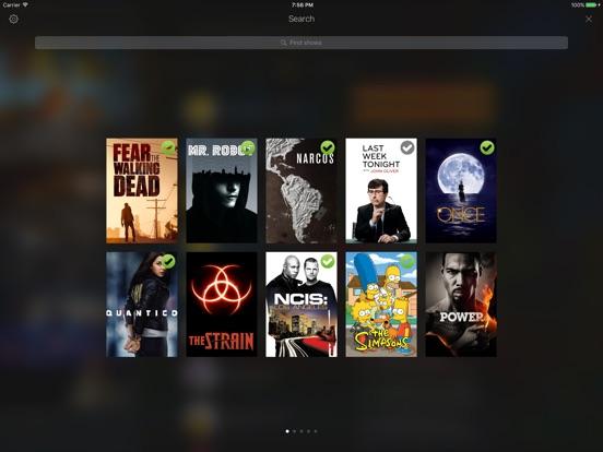 TeeVee 3 - Your TV Shows Guru IPA Cracked for iOS Free Download