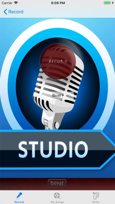 Rap Recording Studio screenshot three
