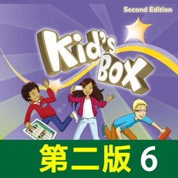 Kid's Box 剑桥少儿英语6