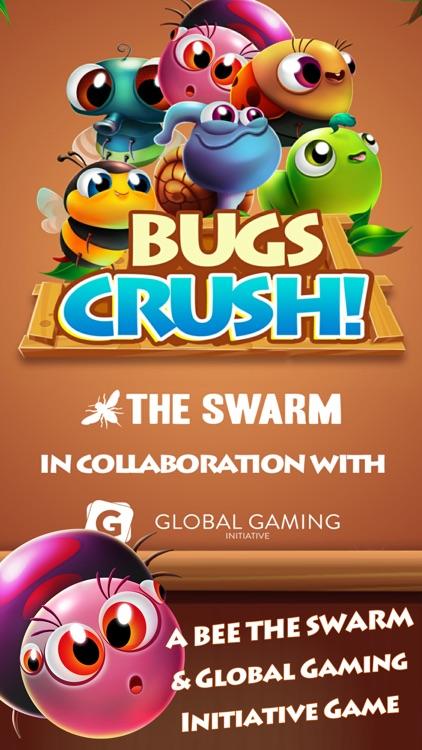 Bugs Crush Giving Games screenshot-4