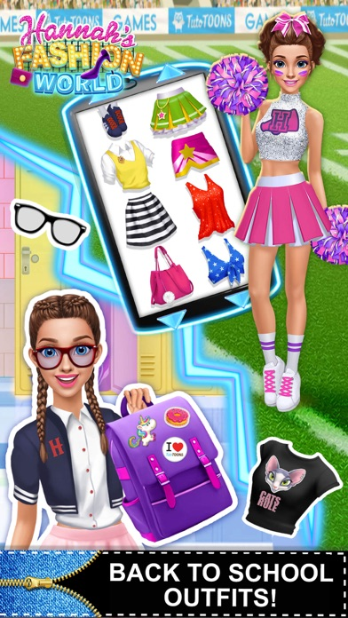 Hannah's Fashion World screenshot 7