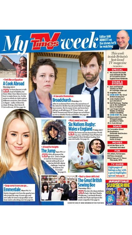 TV Times Magazine screenshot-0