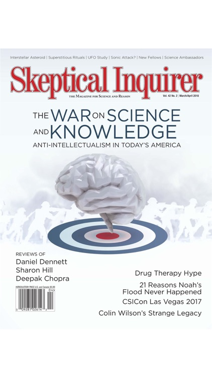 Skeptical Inquirer Magazine screenshot-3