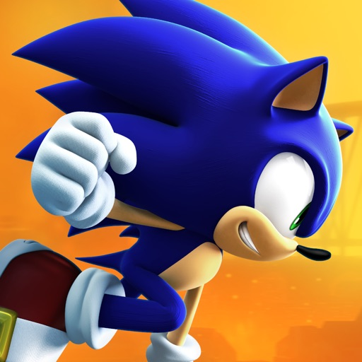 Sonic Forces iOS App