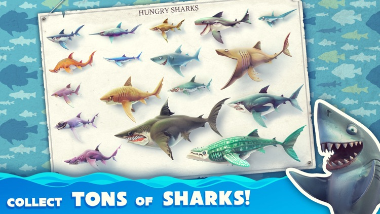 Hungry Shark World screenshot-3