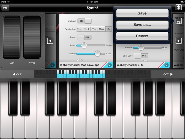 Synth screenshot-3