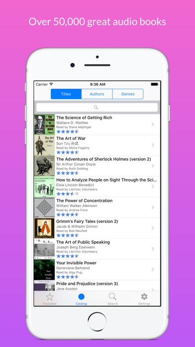LibriVox Audio Books - Revenue & Download estimates - Apple App