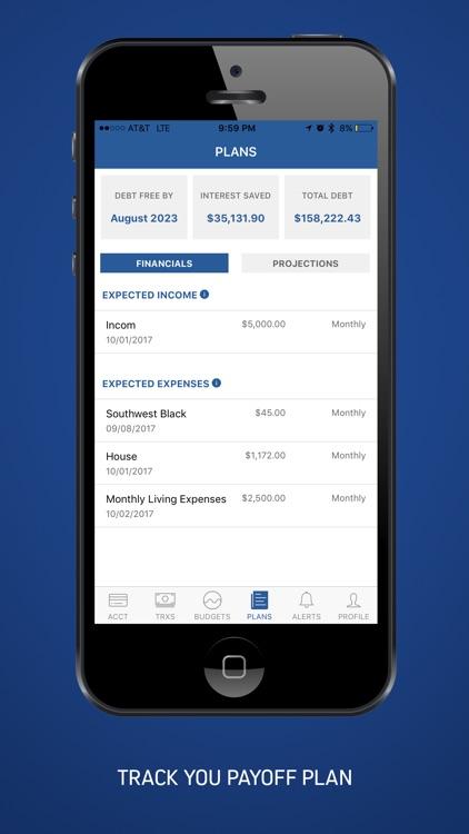 101 Financial Money Manager screenshot-3