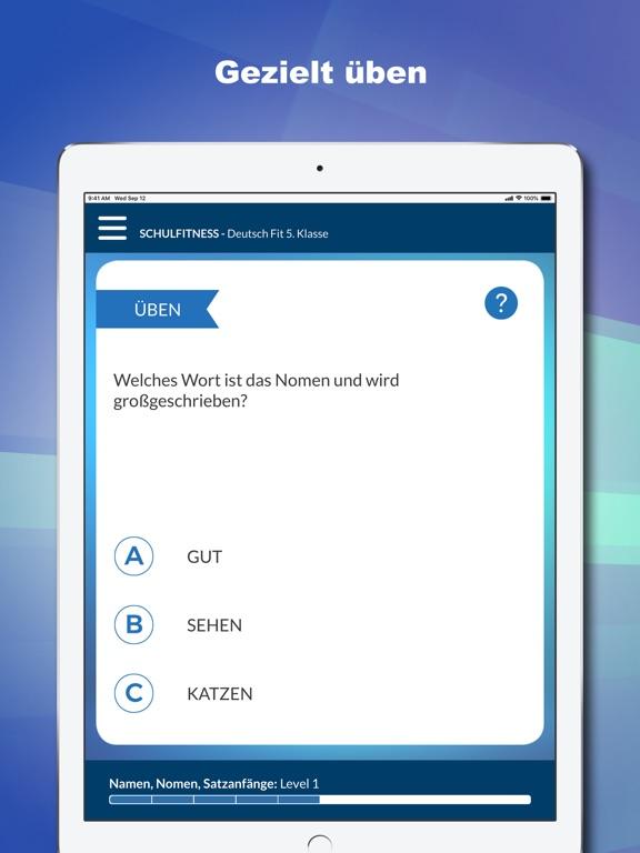 Deutsch Fit 5. Klasse screenshot 7