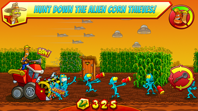 Screenshot from Farm Invasion USA