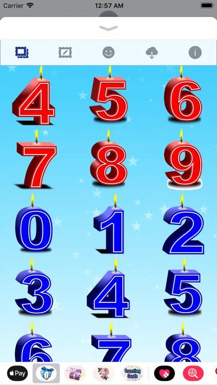 Happy Birthday! • Stickers screenshot-5