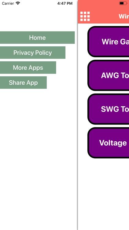 Wire Calculator screenshot-4
