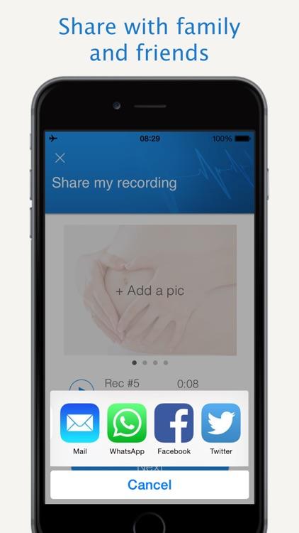 BabyScope - Prenatal Listener screenshot-3