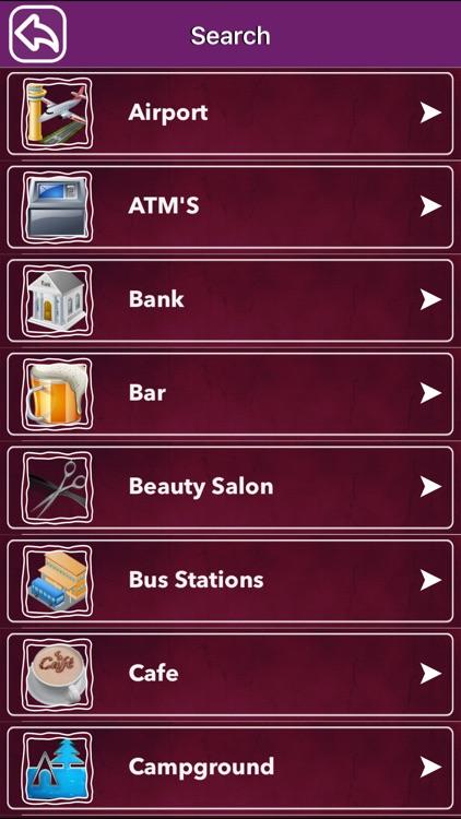 Budapest Offline Map Visitors Guide screenshot-3