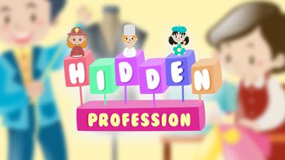 Hidden Proffesion objects screenshot one