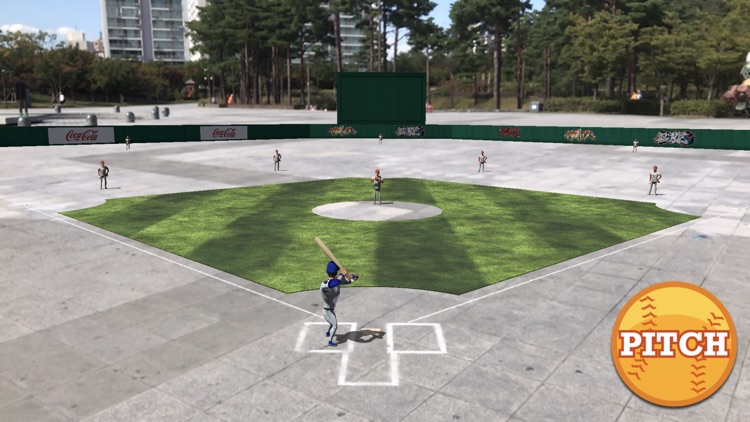 AR Baseball screenshot-1