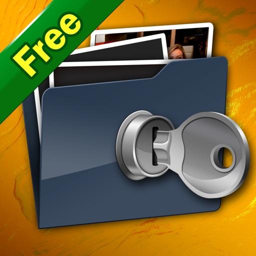 iVault бесплатно - Скрытые фото и видео Safe Lock для сенсорного iPhone, IPad и ставку