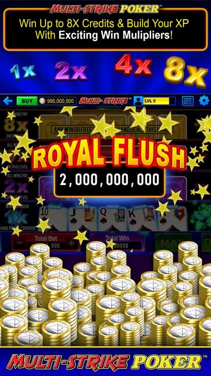 Multi-Strike Poker™ screenshot-3