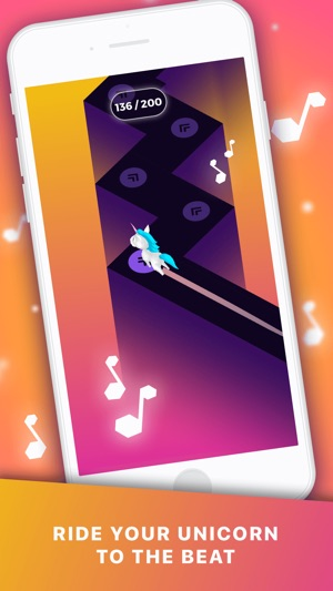 Tap Tap Beats music game on the App Store