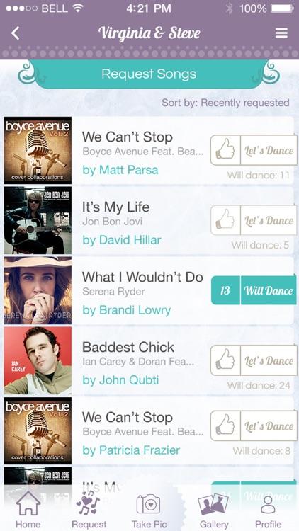 Wedo Wedding App screenshot-5