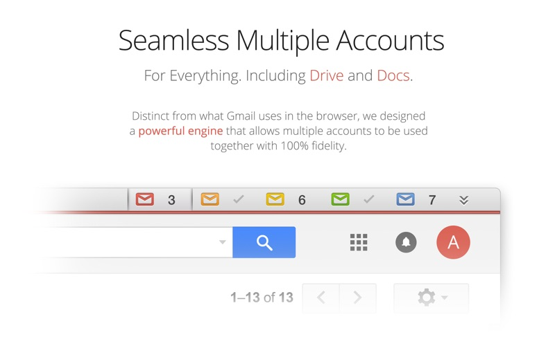 Screenshot #2 for Kiwi for Gmail