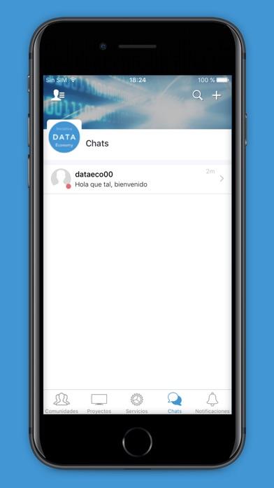 DataEconomy Screenshot