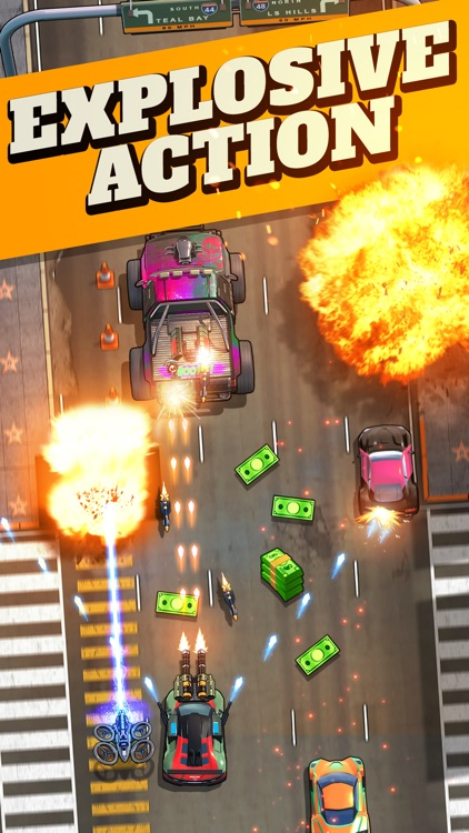 Fastlane: Road to Revenge screenshot-0