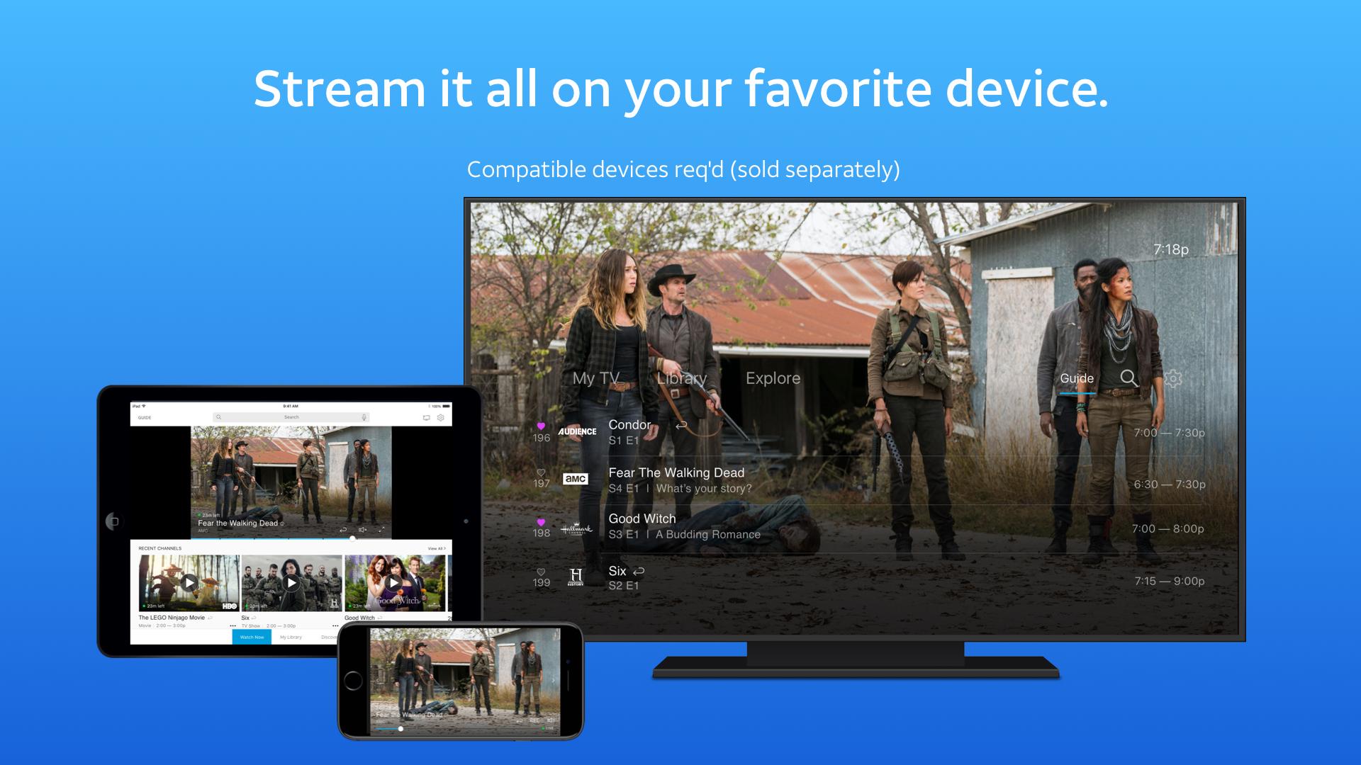 AT&T WatchTV screenshot 9