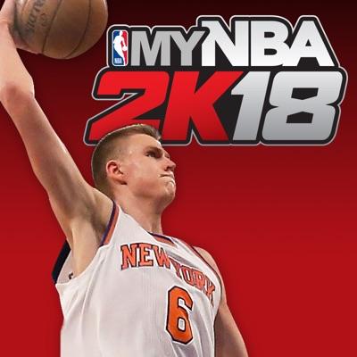 My NBA 2K18 ios app