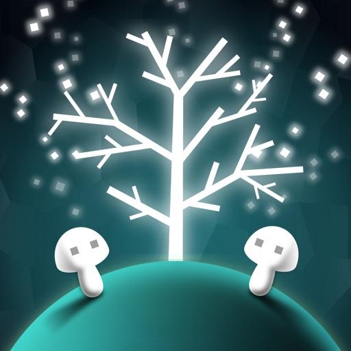 ホウセキの樹 -癒され放置ゲームのアイコン
