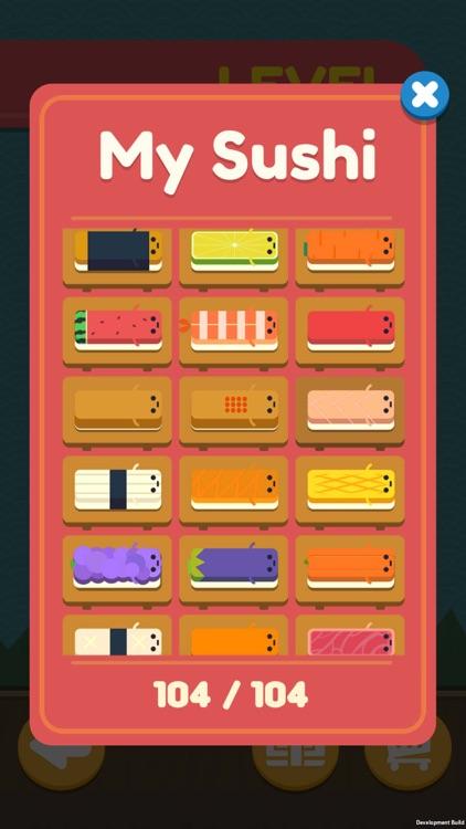 Push Sushi - slide puzzle screenshot-9