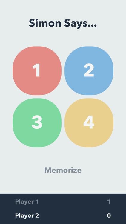 Simon Says-Colourblind Edition screenshot-8