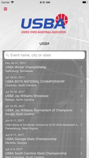 USBA on the App Store