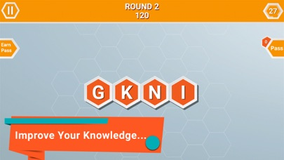 Word Honeycomb: Play and Learn screenshot one