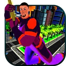 Rope Superhero Swing Master