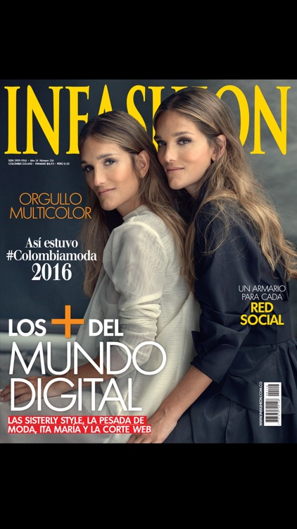INFASHION COLOMBIA Revista