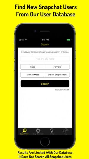 Snap Tools App