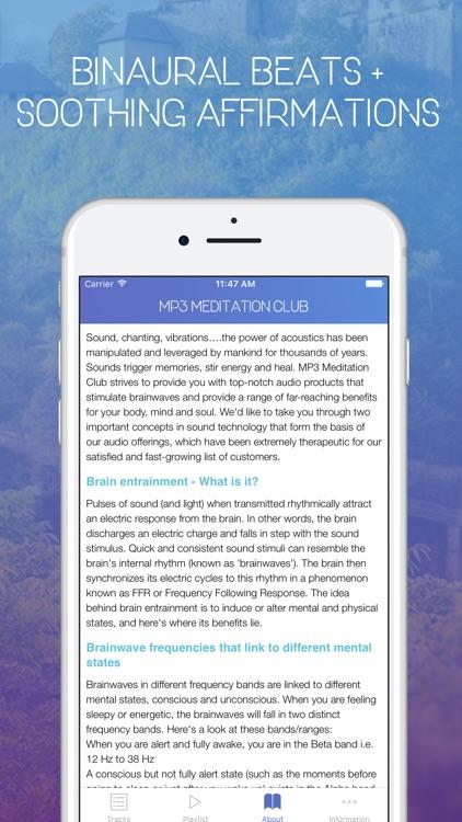Mindfulness & Meditation App screenshot-4