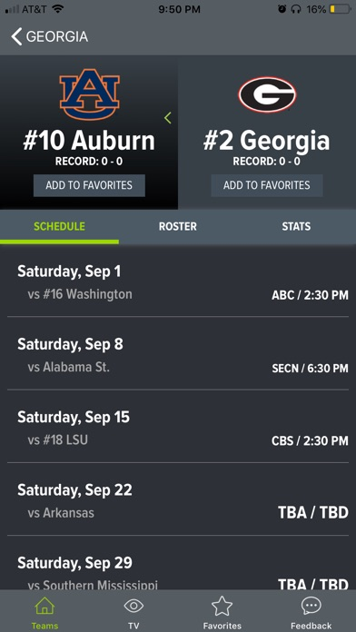 download College Football App apps 3