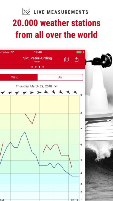 Windfinder Pro screenshot1