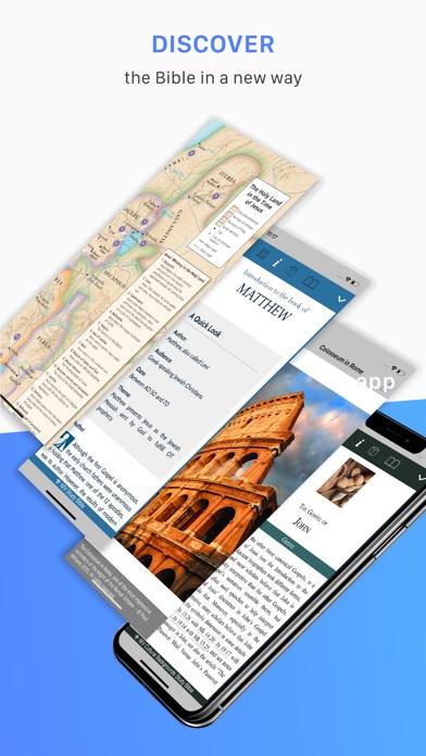 Tecarta Bible review screenshots