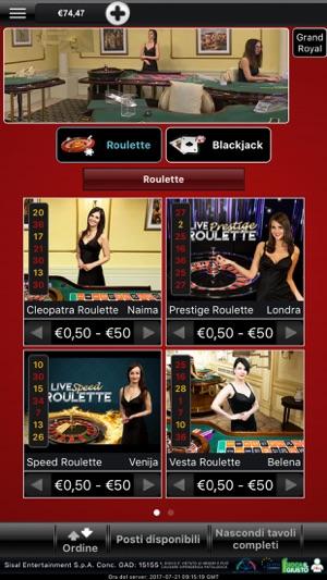 Scarica app sfida al casino
