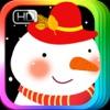 Snow Child Bedtime - iBigToy
