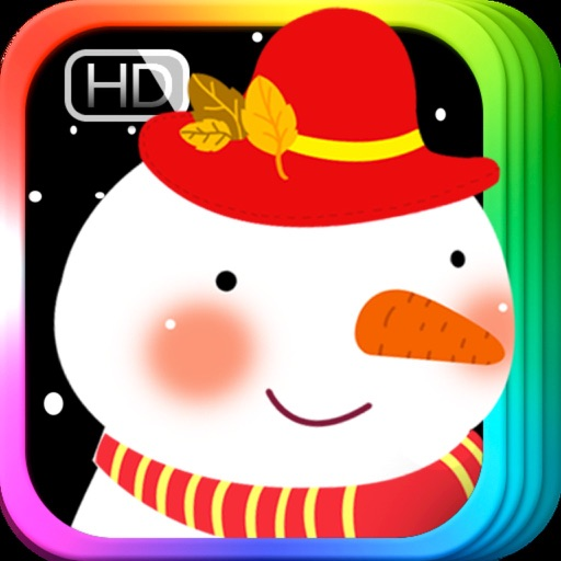 Snow Child Bedtime - iBigToy