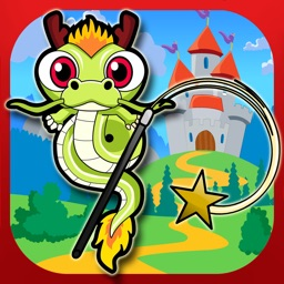 Baby Dragon's Flight : The sorcerer's Magic Wand - Free Edition