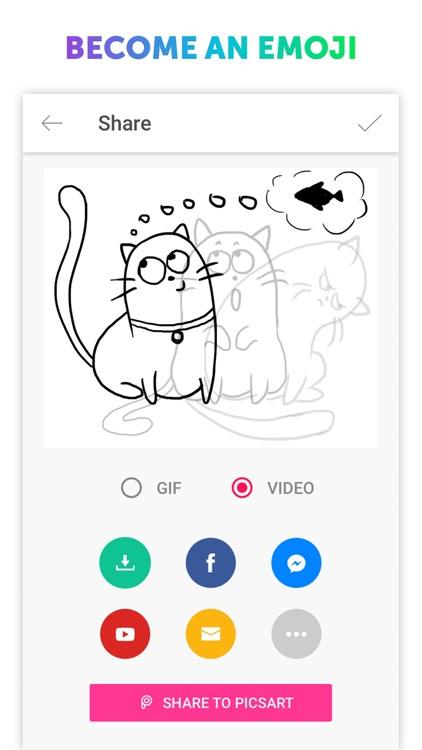 PicsArt Animator - GIF & Video screenshot-4